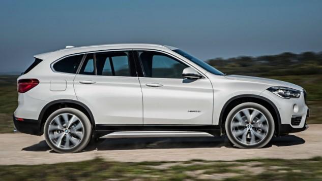 2016 BMW X1 xDrive