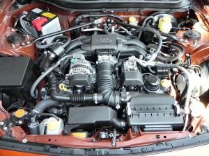 2016 Scion FR-S - engine 1 - AOA1200px
