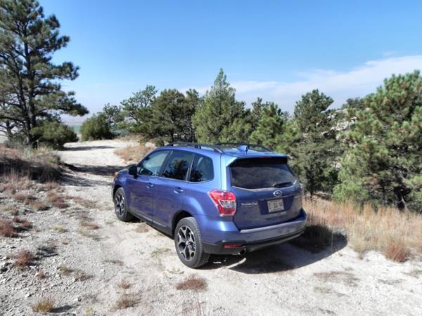 2016 Subaru Forester - 1 - AOA1200px