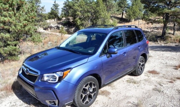 review understated 2016 subaru forester wins for value. Black Bedroom Furniture Sets. Home Design Ideas