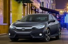 2016 Honda Civic-front