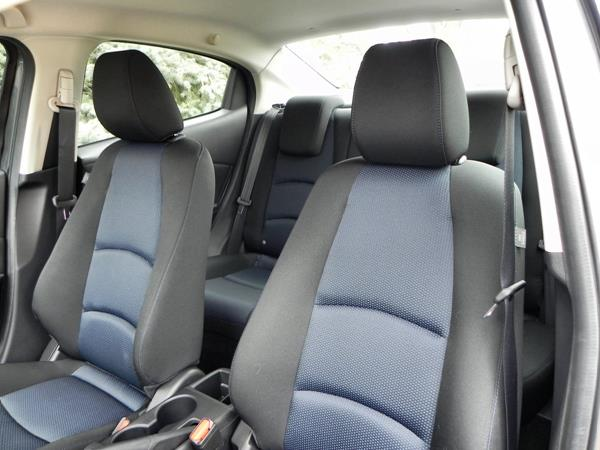2016 Scion iA - interior 3 - AOA1200px