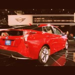 Prius Rear