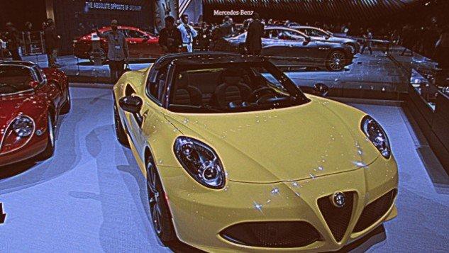 Alfa 4C