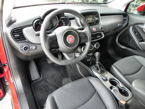 2016 fiat 500x for 500x interior