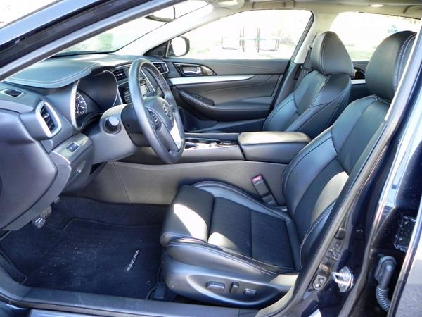 2016 Nissan Maxima - interior 2 - AOA