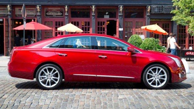 2016 Cadillac XTS Vsport