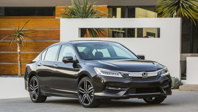 2016 Honda Accord-dark gray