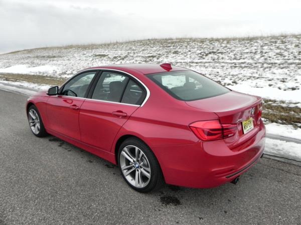 2016 BMW 340i - 5 - AOA