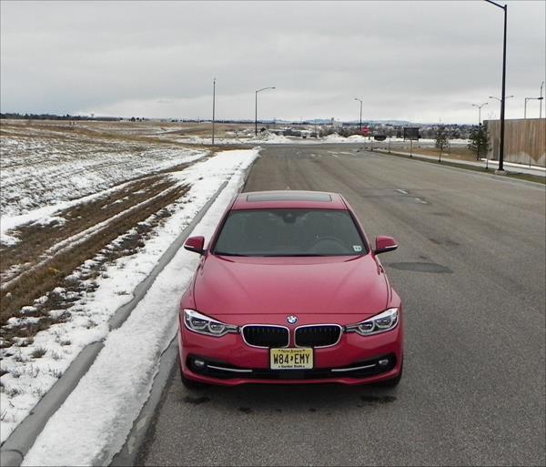 2016 BMW 340i - 8 - AOA