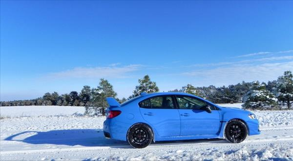2016 Subaru WRX STI - 6 - AOA