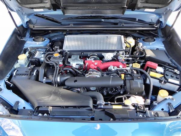 2016 Subaru WRX STI - engine 1 - AOA