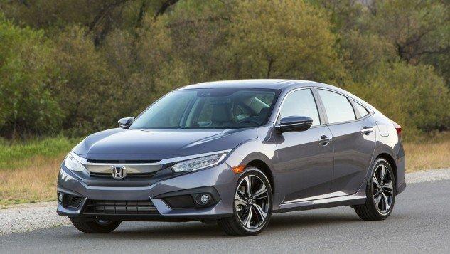 American Honda Motor Co 2016 Civic Sedan