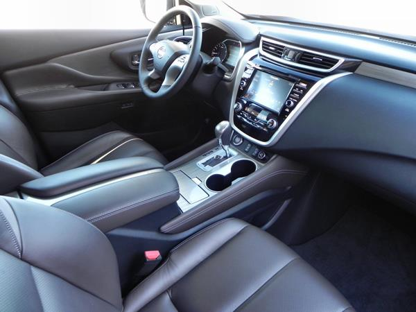 2016 nissan murano. Black Bedroom Furniture Sets. Home Design Ideas