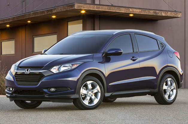 5 Best New 2016 Small Crossover SUVs