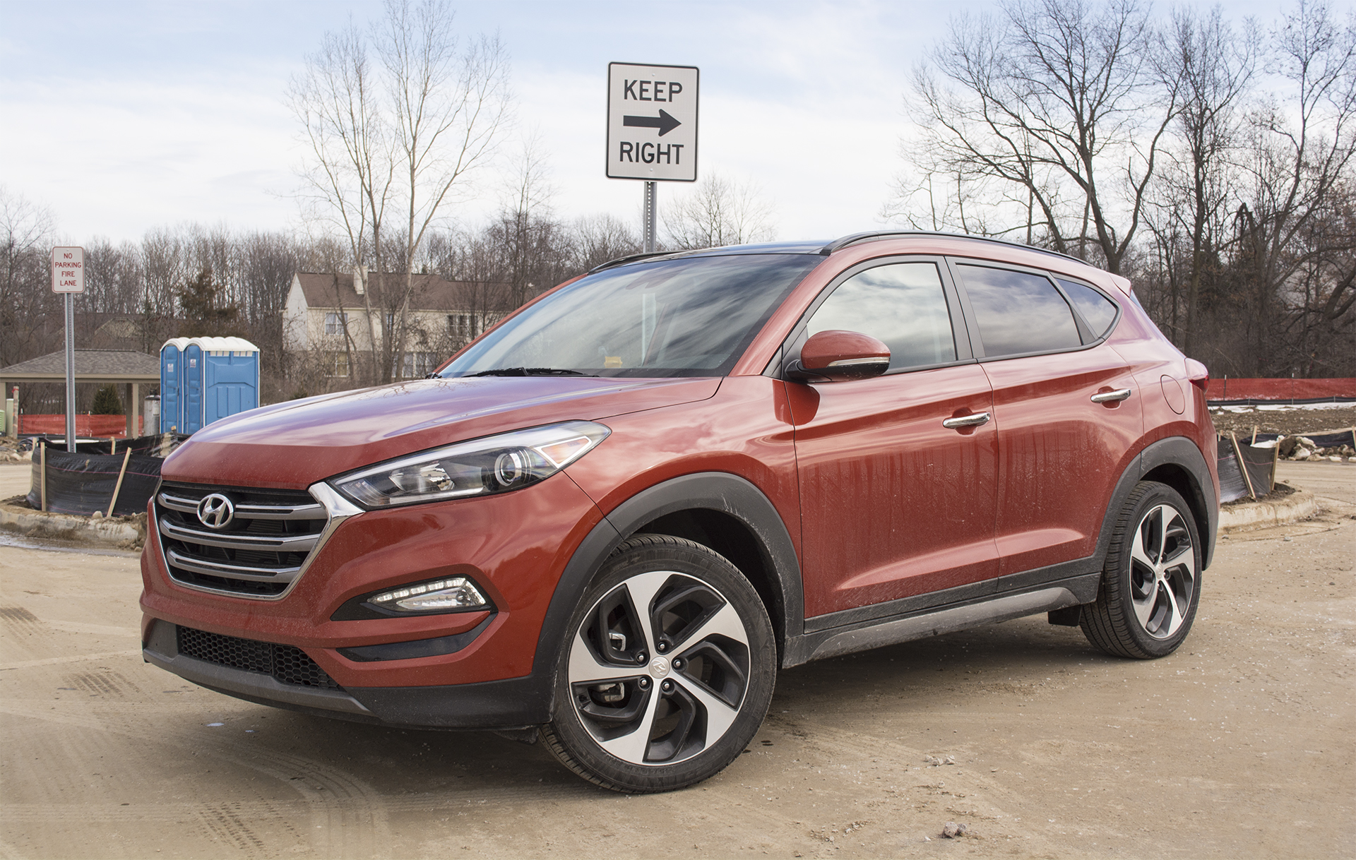 Used 2016 Hyundai Tucson for sale - Pricing & Features ... |Orange Hyundai Tucson 2016