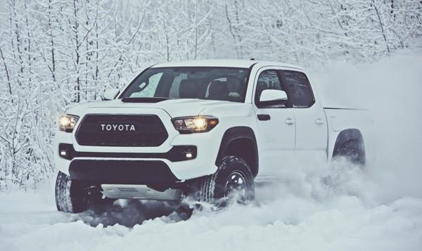 2017 Toyota Tacoma TRD Pro Off-Road