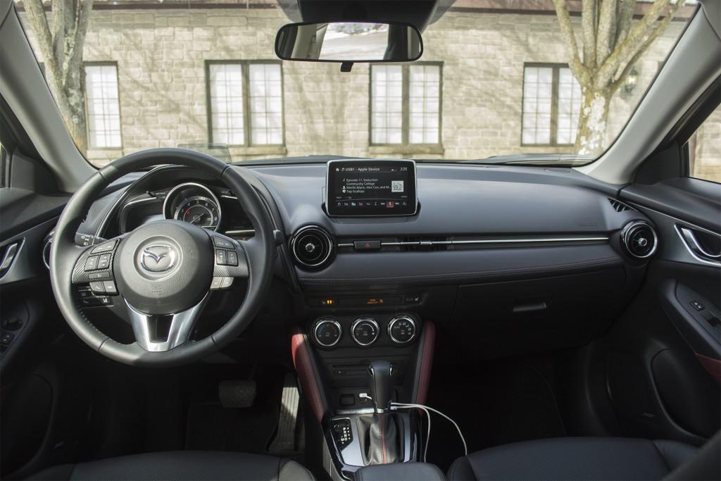 2016 Mazda CX-3 Grand Touring 10