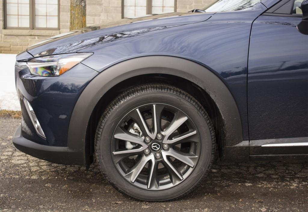 2016 Mazda CX-3 Grand Touring 4