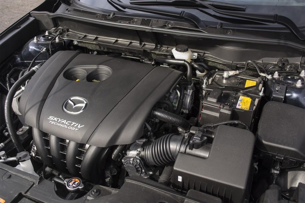 2016 Mazda CX-3 Grand Touring 7
