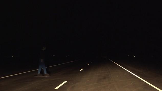 Mercedes-Benz C-Class halogen-poor visibility-IIHS testing