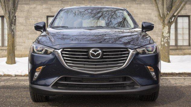 2016 Mazda CX-3 Grand Touring 1