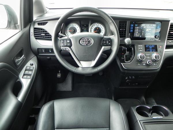 2016 Toyota Sienna  iSeeCarscom