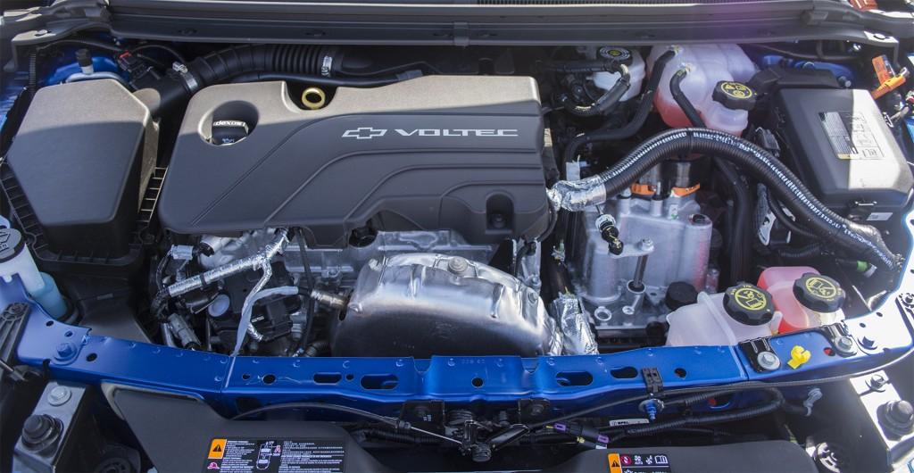 2016 Chevrolet Volt Premier 10