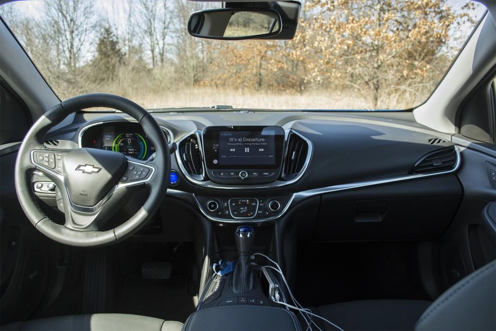 2016 Chevrolet Volt Premier 12