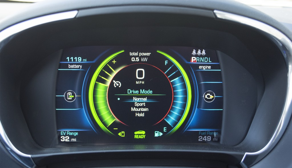 2016 Chevrolet Volt Premier 13