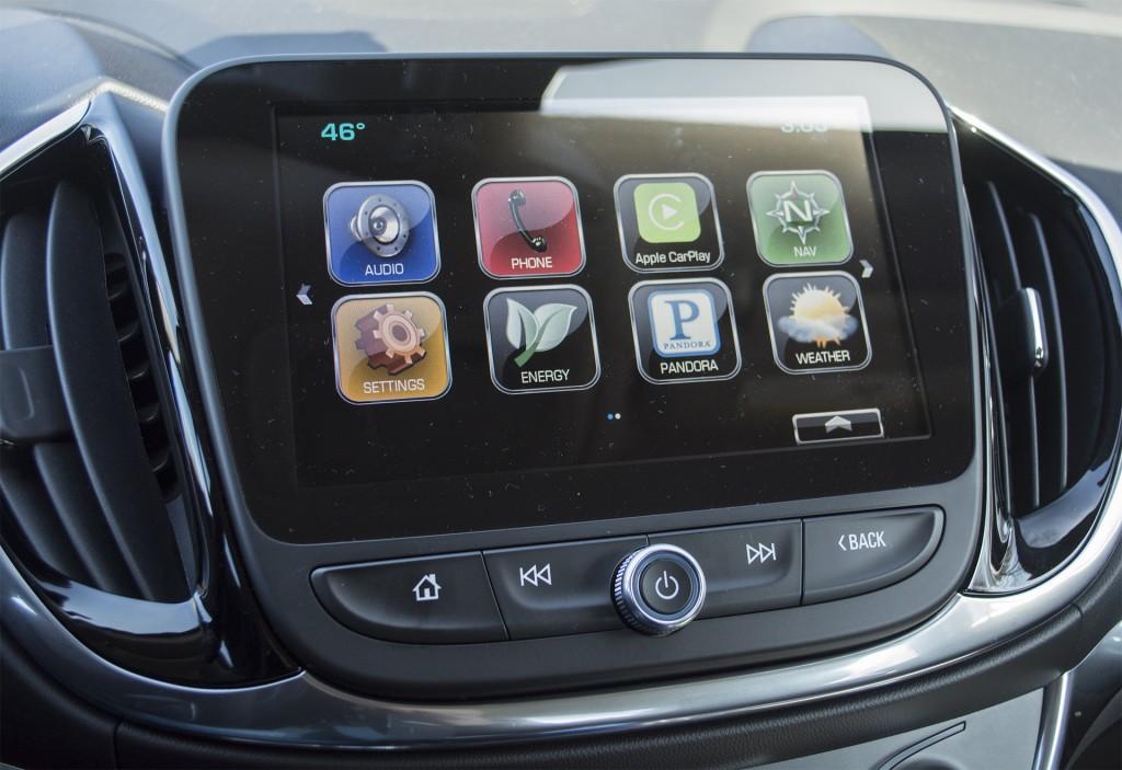 2016 Chevrolet Volt Premier 14