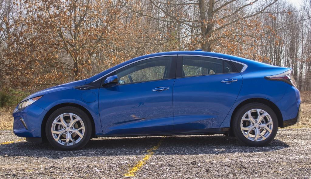 2016 Chevrolet Volt Premier 2