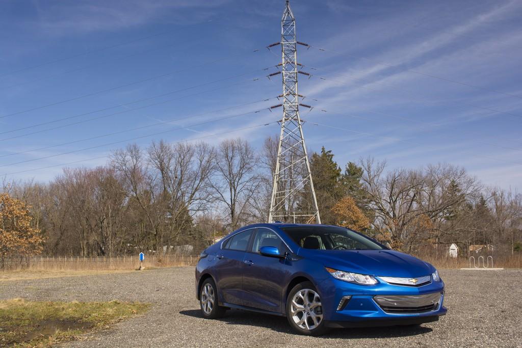 2016 Chevrolet Volt Premier 7