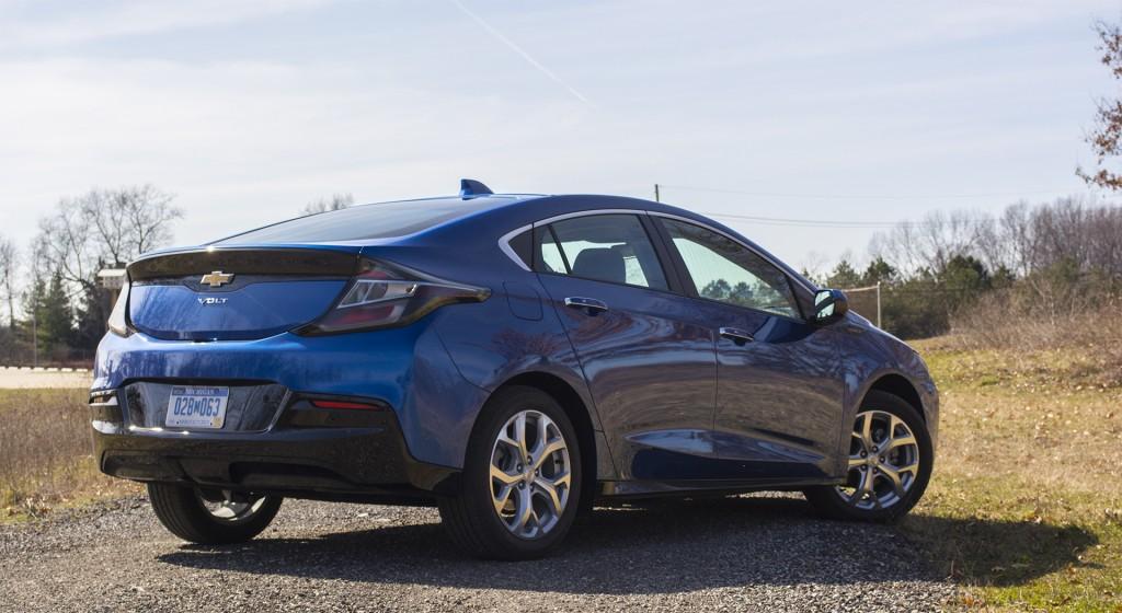 2016 Chevrolet Volt Premier 9