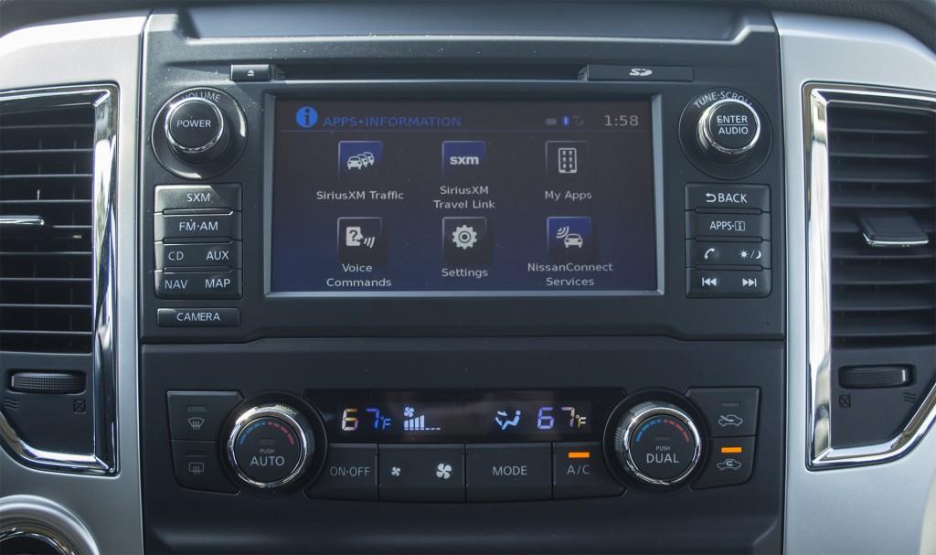 2016 Nissan Titan XD Pro-4X 12