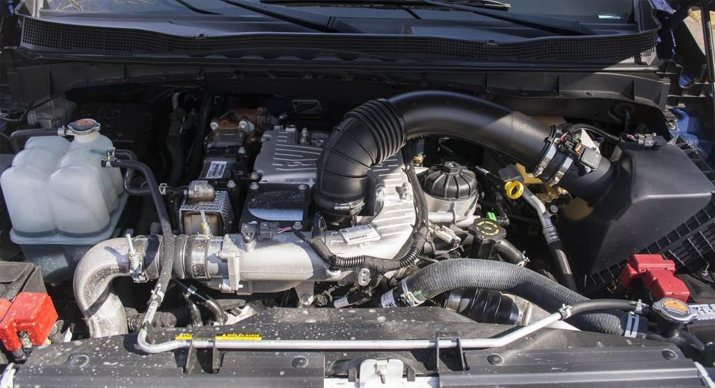 2016 Nissan Titan XD Pro-4X 7