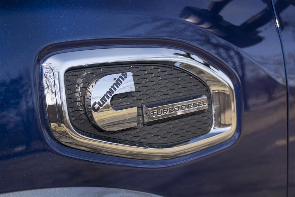 2016 Nissan Titan XD Pro-4X 8