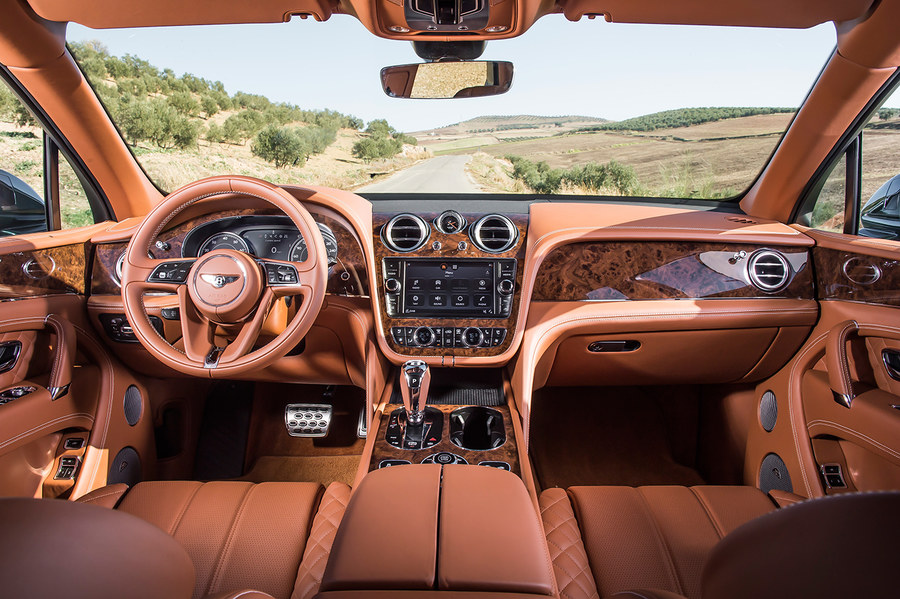 Best New 2016 2017 Car Interiors