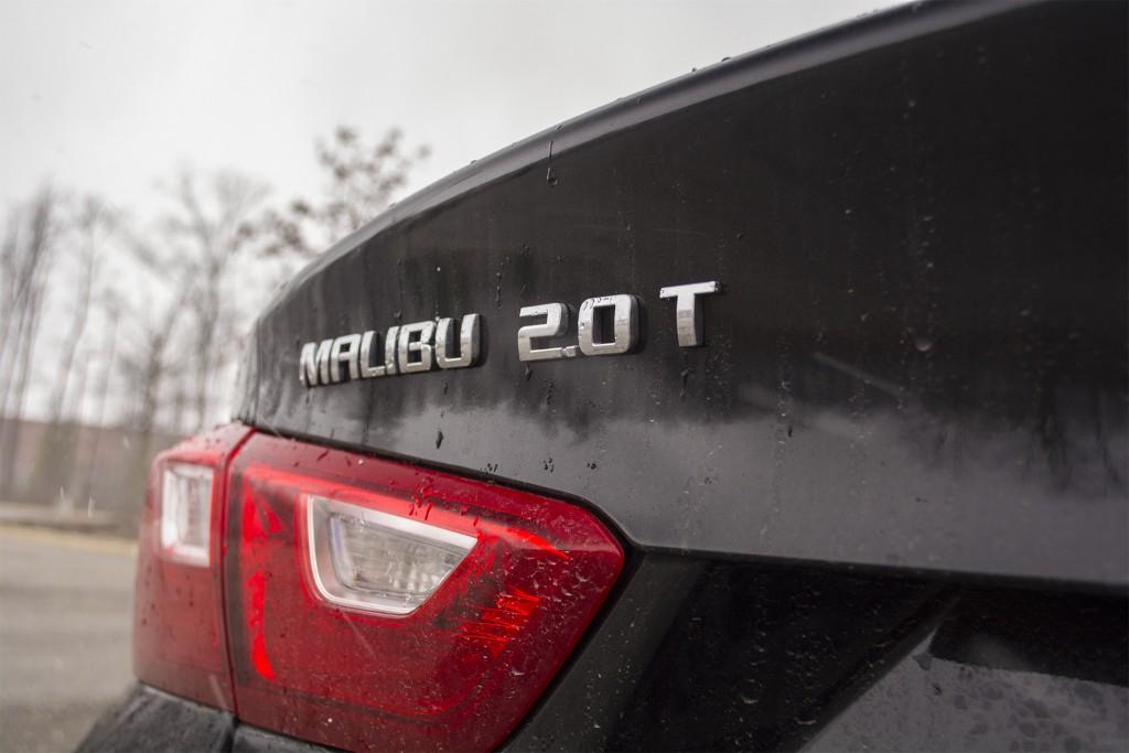2016 Chevrolet Malibu 2LT 4