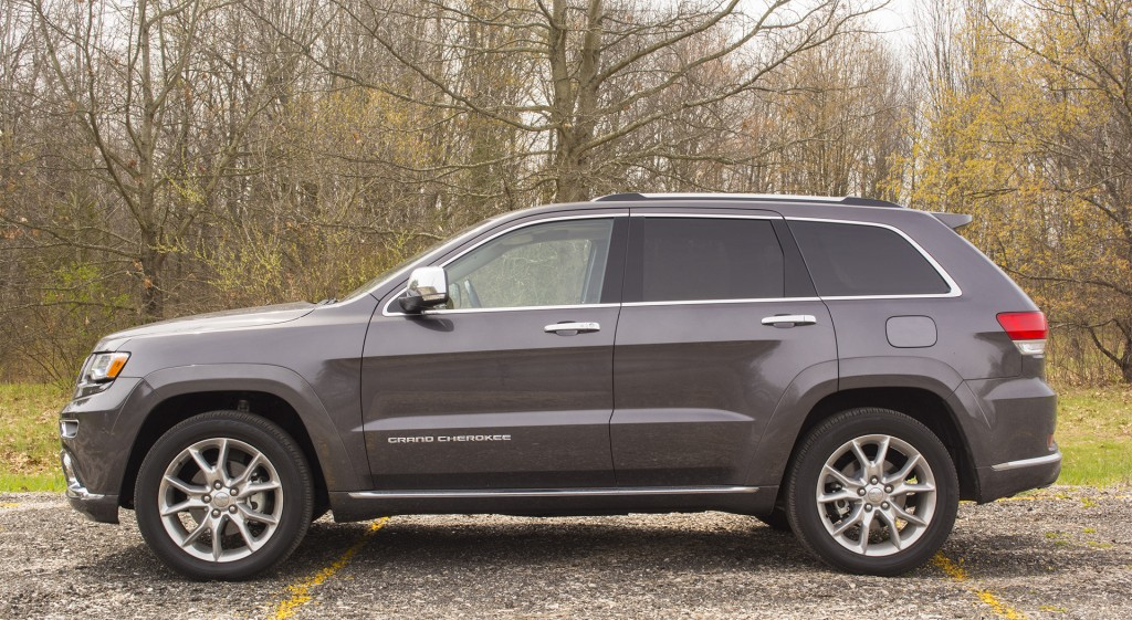 2016 Jeep Grand Cherokee Summit 2