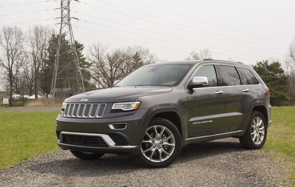 2016 Jeep Grand Cherokee Summit 4