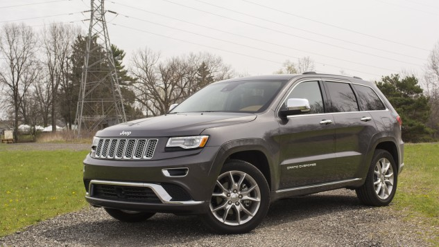 review 2016 jeep grand cherokee impresses except for reliability. Black Bedroom Furniture Sets. Home Design Ideas