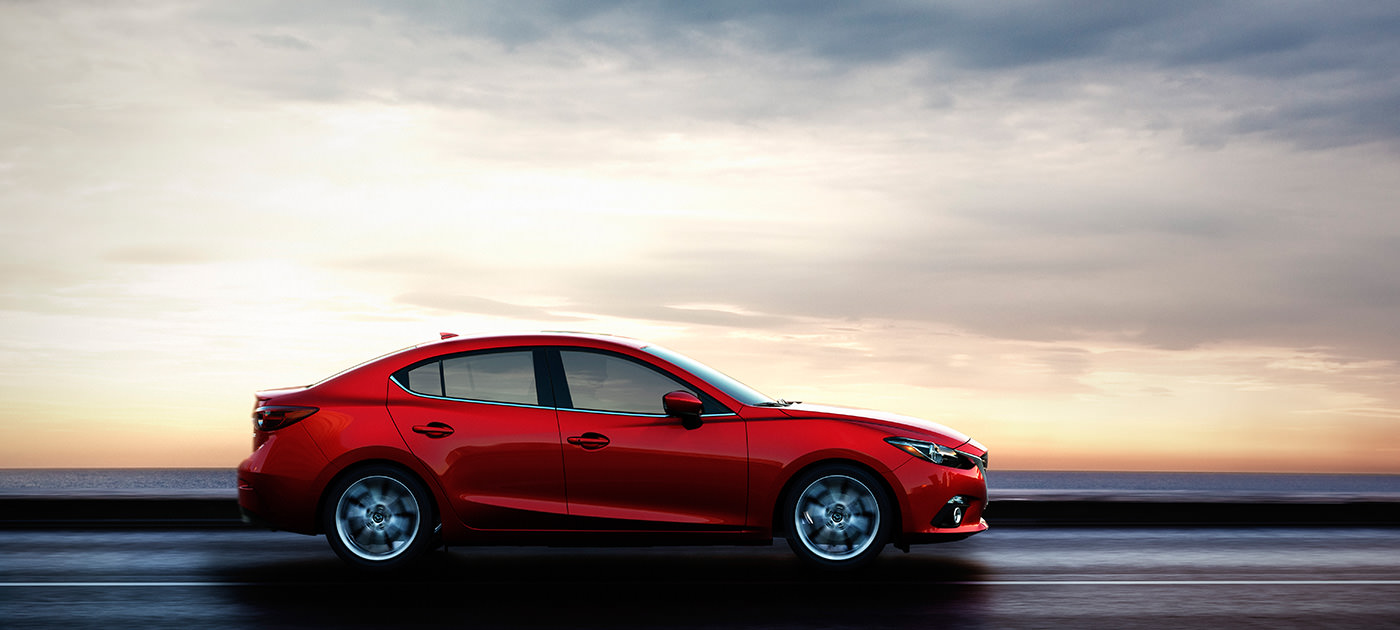 review 2016 mazda mazda3 boasts sporty exterior interior and top safety features. Black Bedroom Furniture Sets. Home Design Ideas