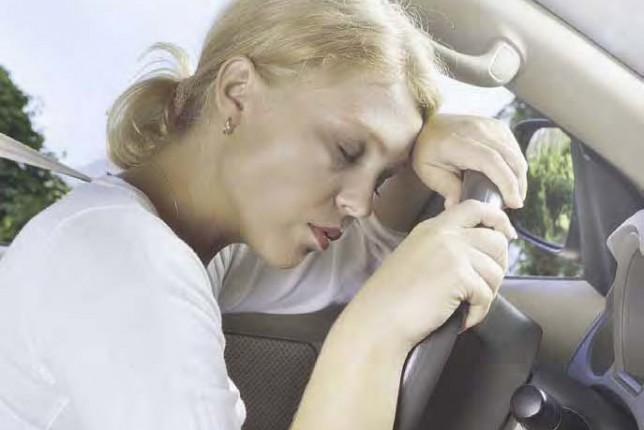 Sleeping Driver-AAA Foundation for Traffic Safety
