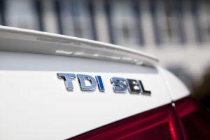 2014 Volkswagen Passat TDI logo