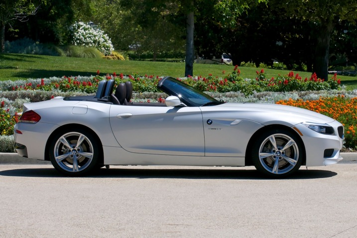2016 BMW Z4 Convertible SDrive28i