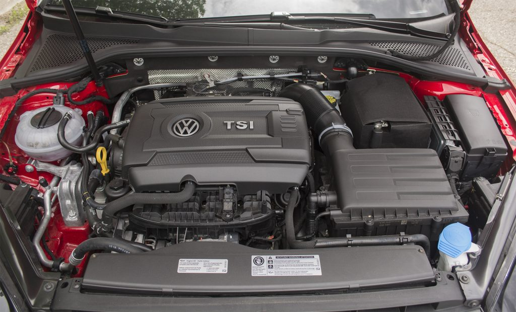 2016 Volkswagen Golf Sportwagen SE TSI 7