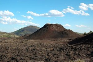 Craters of the Moon-Volcanic Cones-Dave Clark-National Park Service