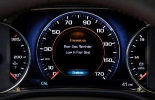 Rear Seat Reminder-GMC