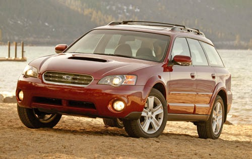2006 Subaru Outback Limited